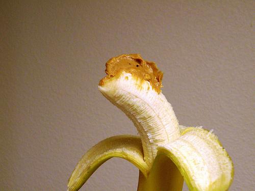 banana and pb